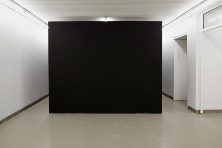 Installation view, Beograd Suiten, udstillet hos Tom Christoffersen, maj 2011